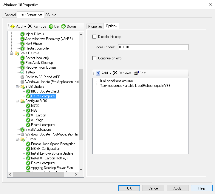 Automate your BIOS update in MDT - Jose Espitia